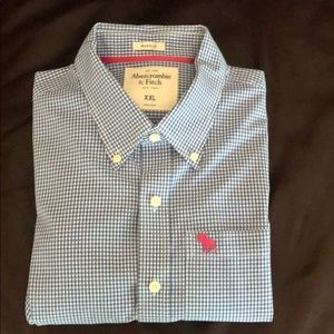 CLASSIC ABERCROMBIE & FITCH BUTTON DOWN SHIRT